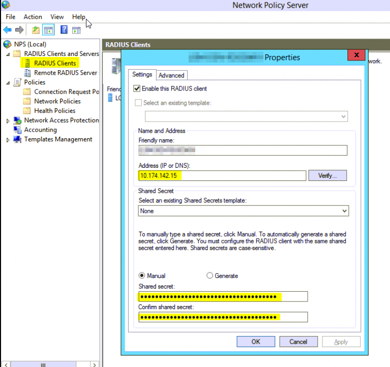 Protecting RD Gateway with the Azure MFA NPS Extension